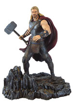 Image: Marvel Gallery Thor Ragnarok PVC Figure: Thor  - Diamond Select Toys LLC