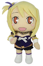 Image: Fairy Tail Plush: Lucy S6 Clothes  (8-inch) - Great Eastern Entertainment