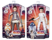 Image: Star Wars: Forces of Destiny - Figure & Friend Assortment 201701  - Hasbro Toy Group