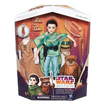 Image: Star Wars: Forces of Destiny - Endor Adventures Pack Case  - Hasbro Toy Group