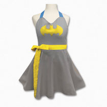 Image: DC Heroes Character Apron: Batgirl  - Icup Inc