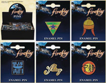 Image: Firefly Enamel Pin 30-Piece Assortment  - Ata Boy