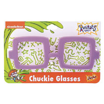 Image: Rugrats Sunstaches Glasses: Chuckie Finster  - H2W