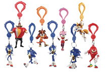 Image: Sonic Boom Figure Hangers 24-Piece Blind Mystery Box Display  - Ucc Distributing