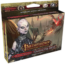 Image: Pathfinder Adventure Card Game Character Deck: Hell's Vengeance 2  - Paizo Inc
