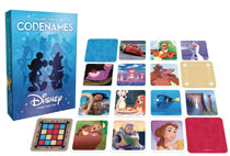 Image: Disney Family Codenames Boardgame  - Usaopoly