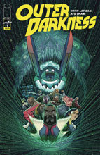 Image: Outer Darkness #1 - Image Comics