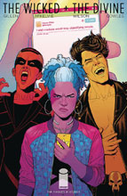 Image: Wicked & Divine: Funnies #1 (cover A - McKelvie & Wilson) - Image Comics