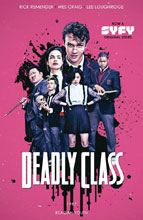 Image: Deadly Class Vol. 01: Media Tie-In Edition SC  - Image Comics