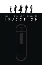 Image: Injection Deluxe Edition Vol. 01 HC  - Image Comics