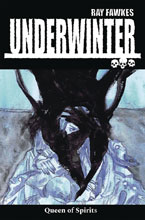 Image: Underwinter: The Queen of Spirits SC  - Image Comics