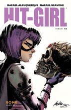 Image: Hit-Girl #10 (cover A - Albuquerque)  [2018] - Image Comics