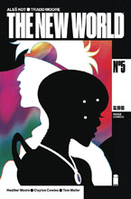 Image: New World #5 (cover A - Moore & Muller) - Image Comics