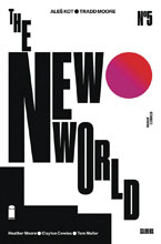 Image: New World #5 (cover B - Moore & Muller) - Image Comics