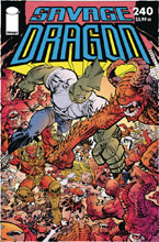 Image: Savage Dragon #240 - Image Comics