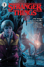 Image: Stranger Things #3 (cover A - Briclot) - Dark Horse Comics