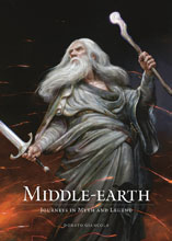Image: Middle-Earth: Journey's in Myth and Legend HC  - Dark Horse Comics