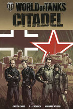 Image: World of Tanks: Citadel SC  - Dark Horse Comics