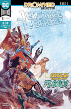 Image: Justice League #11 (Drowned Earth) - DC Comics