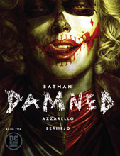 Image: Batman: Damned #2 - DC Comics