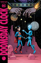 Image: Doomsday Clock #8 (variant cover - Gary Frank) - DC Comics