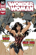 Image: Wonder Woman #58 - DC Comics