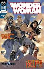 Image: Wonder Woman #59 - DC Comics