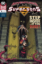 Image: Adventures of the Super Sons #4 - DC Comics