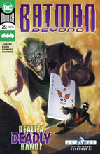 Image: Batman Beyond #26 - DC Comics