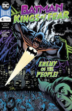 Image: Batman: Kings of Fear #4 - DC Comics