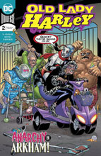 Image: Old Lady Harley #2 - DC Comics