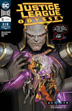 Image: Justice League Odyssey #3 - DC Comics