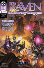 Image: Raven: Daughter of Darkness #10 - DC Comics