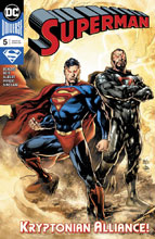 Image: Superman #5 - DC Comics