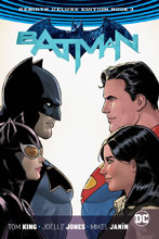 Image: Batman Rebirth Deluxe Edition Book 03 HC  - DC Comics