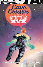Image: Cave Carson Has An Interstellar Eye SC  - DC Comics