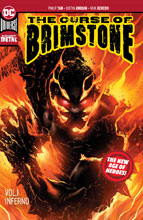 Image: Curse of Brimstone Vol. 01: Inferno SC  - DC Comics