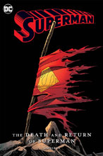 Image: Superman: The Death and Return of Superman Omnibus HC  - DC Comics