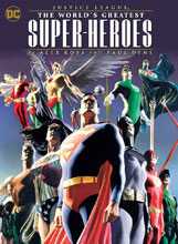 Image: Justice League: World's Greatest-Heroes by Alex Ross & Paul Dini SC  - DC Comics