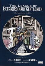 Image: League of Extraordinary Gentlemen Omnibus: The Jubilee Edition HC  - DC Comics