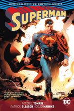 Image: Superman Rebirth Deluxe Edition Book 03 HC  - DC Comics