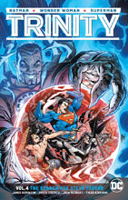 Image: Trinity Vol. 04: The Search for Steve Trevor SC  - DC Comics