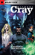 Image: Wildstorm: Michael Cray Vol. 02 SC  - DC Comics