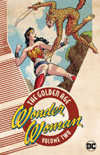 Image: Wonder Woman: The Golden Age Vol. 02 SC  - DC Comics