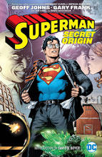 Image: Superman: Secret Origin SC  - DC Comics