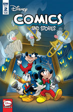 Image: Disney Comics and Stories #2 (cover A - Campinoti) - IDW Publishing