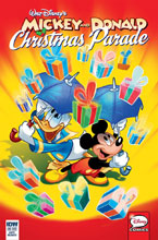 Image: Mickey and Donald: Christmas Parade #4 - IDW Publishing