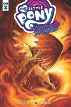 Image: My Little Pony: Nightmare Knights #2 (incentive cover - Meyer) (10-copy) - IDW Publishing