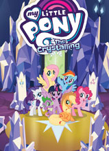 Image: My Little Pony: The Crystalling SC  - IDW Publishing