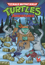 Image: Teenage Mutant Ninja Turtles Adventures Vol. 16 SC  - IDW Publishing